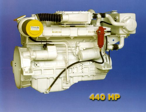 440 HP