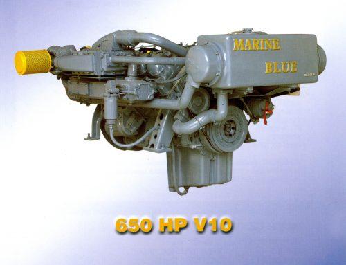 650 HP